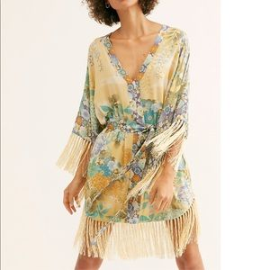 New Spell and the Gypsy Willow Kimono Dress M